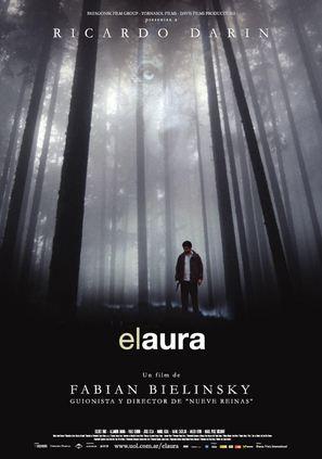 El aura - Argentinian Movie Poster (thumbnail)
