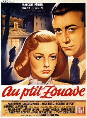 Au p'tit zouave - French Movie Poster (thumbnail)