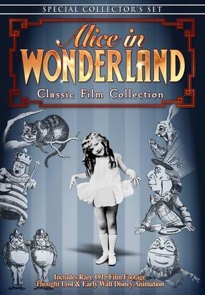 Alice in Wonderland - Movie Cover (thumbnail)