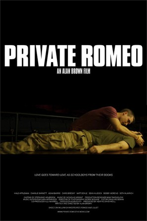 Private Romeo - Movie Poster (thumbnail)