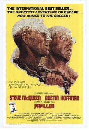 Papillon - Movie Poster (thumbnail)