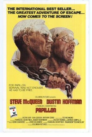 Papillon - Movie Poster (thumbnail)