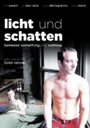 Between Something & Nothing - German Movie Poster (thumbnail)