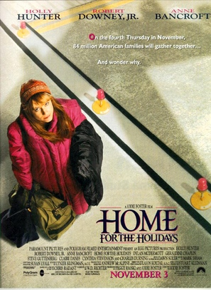 Home for the Holidays - Movie Poster (thumbnail)
