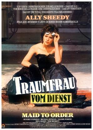 Maid to Order - German Movie Poster (thumbnail)