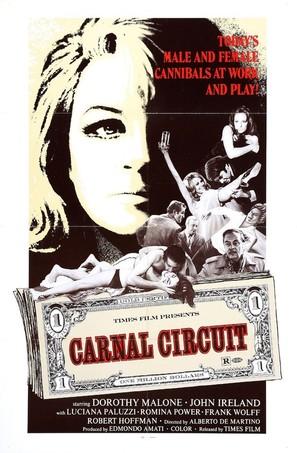 Femmine insaziabili - Movie Poster (thumbnail)