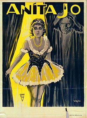 Anita Jo - German Movie Poster (thumbnail)