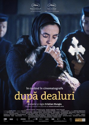 Dupa dealuri - Romanian Movie Poster (thumbnail)