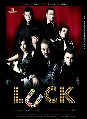 Luck - Indian Movie Poster (thumbnail)