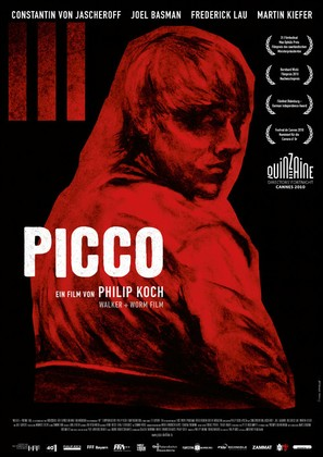 Picco - German Movie Poster (thumbnail)
