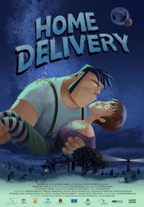 Home delivery: Servicio a domicilio - Spanish Movie Poster (thumbnail)