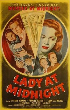 Lady at Midnight - Movie Poster (thumbnail)