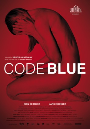 Code Blue - Dutch Movie Poster (thumbnail)