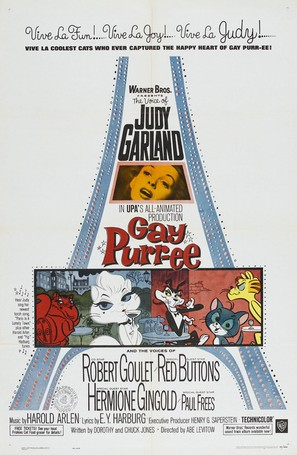 Gay Purr-ee - Movie Poster (thumbnail)