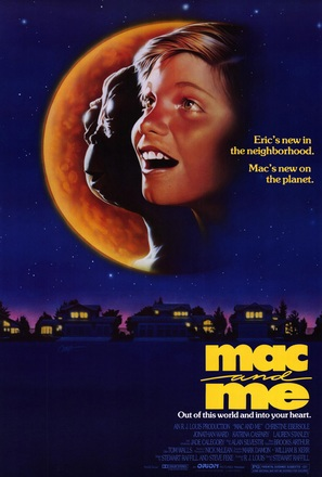 Mac and Me - Movie Poster (thumbnail)