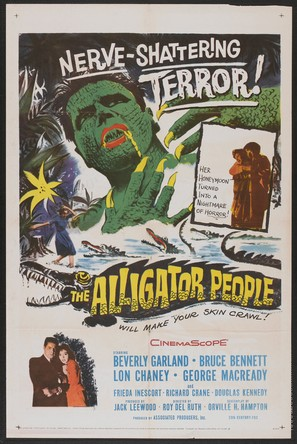 The Alligator People - Movie Poster (thumbnail)
