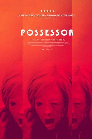 Possessor - British Movie Poster (thumbnail)