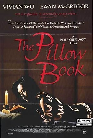 The Pillow Book - Movie Poster (thumbnail)