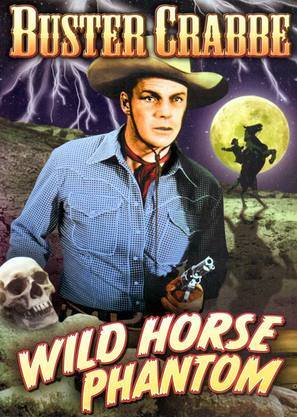 Wild Horse Phantom - DVD cover (thumbnail)