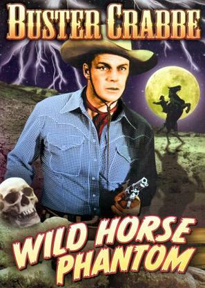 Wild Horse Phantom - DVD movie cover (thumbnail)