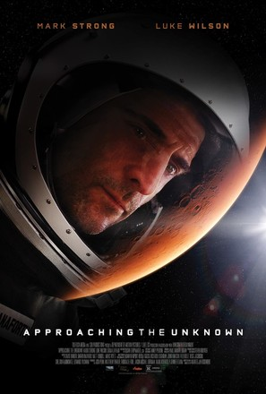 Approaching the Unknown - Movie Poster (thumbnail)