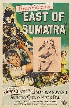 East of Sumatra - Movie Poster (thumbnail)