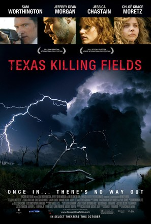 Texas Killing Fields - Movie Poster (thumbnail)