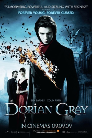 Dorian Gray - British Movie Poster (thumbnail)