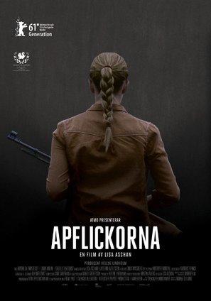 Apflickorna - Swedish Movie Poster (thumbnail)