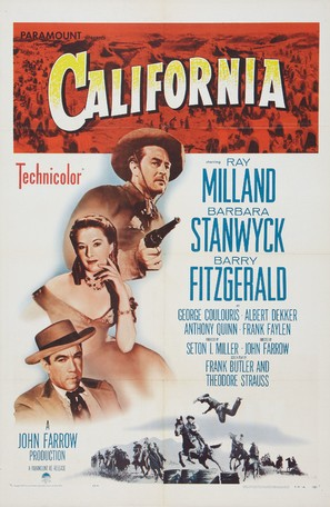 California - Re-release movie poster (thumbnail)