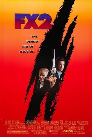 F/X2 - Movie Poster (thumbnail)