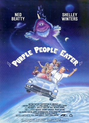 Purple People Eater - Movie Poster (thumbnail)