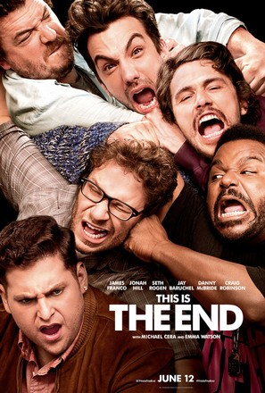 This Is the End - Movie Poster (thumbnail)