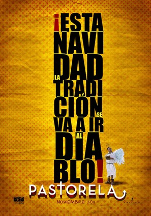 Pastorela - Mexican Movie Poster (thumbnail)