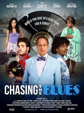 Chasing the Blues - Movie Poster (thumbnail)