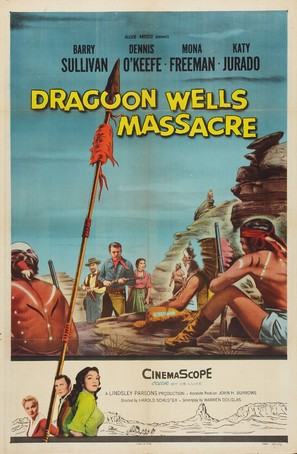 Dragoon Wells Massacre - Movie Poster (thumbnail)