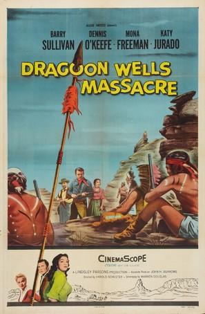 Dragoon Wells Massacre - Movie Poster (thumbnail)