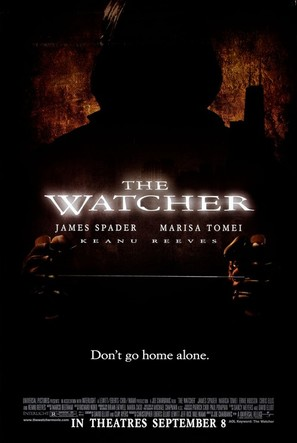 The Watcher - Movie Poster (thumbnail)