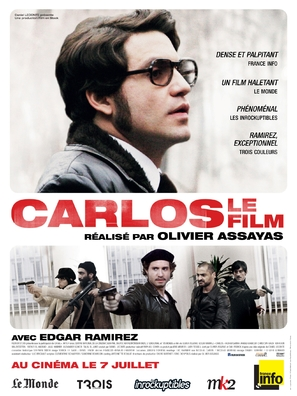 Carlos - French Movie Poster (thumbnail)