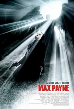 Max Payne - Movie Poster (thumbnail)