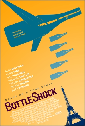 Bottle Shock - Movie Poster (thumbnail)