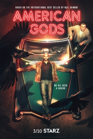 """American Gods"" - Movie Poster (thumbnail)"