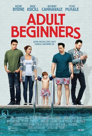 Adult Beginners - Movie Poster (thumbnail)
