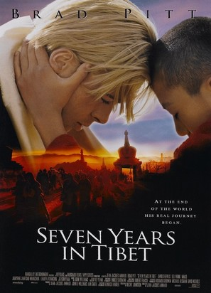 Seven Years In Tibet - Movie Poster (thumbnail)