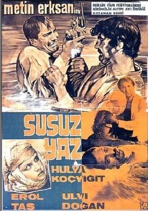 Susuz yaz - Turkish Movie Poster (thumbnail)