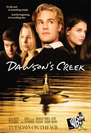 """Dawson's Creek"" - Movie Poster (thumbnail)"