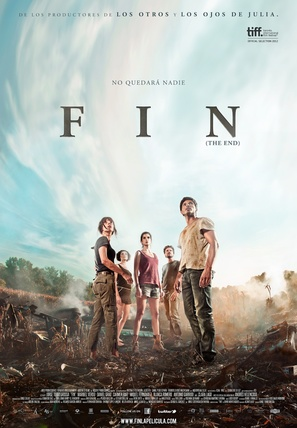 Fin - Spanish Movie Poster (thumbnail)