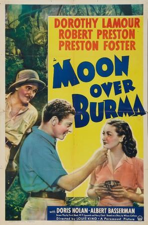 Moon Over Burma