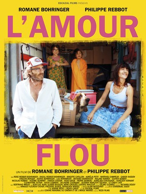 L'amour flou - French Movie Poster (thumbnail)