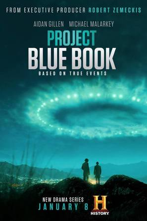 """""""Project Blue Book"""""""